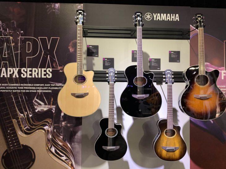 アコースティックギター・APXシリーズ
