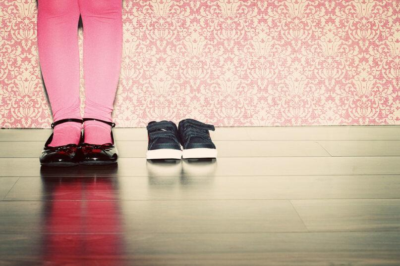 フォーマルな靴