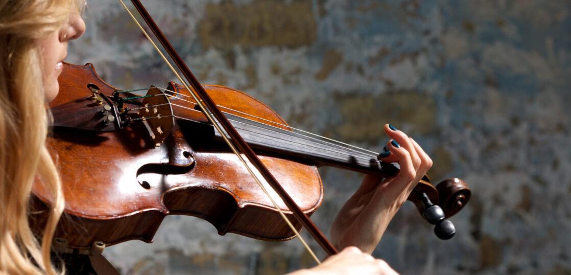 ヴァイオリニスト若手女性